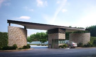 Foto de terreno habitacional en venta en  , temozon norte, mérida, yucatán, 12585965 No. 01