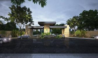 Foto de terreno habitacional en venta en  , temozon norte, mérida, yucatán, 13947459 No. 01