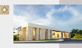 Foto de terreno habitacional en venta en  , temozon norte, mérida, yucatán, 14010134 No. 01