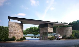 Foto de terreno habitacional en venta en  , temozon norte, mérida, yucatán, 14263494 No. 01