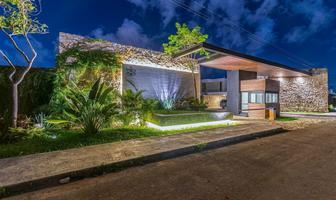 Foto de terreno habitacional en venta en  , temozon norte, mérida, yucatán, 14274977 No. 01