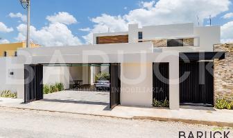 Foto de casa en venta en  , temozon norte, mérida, yucatán, 14772484 No. 01
