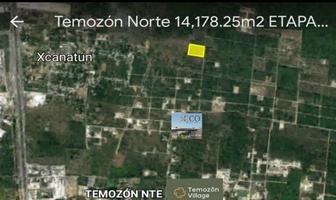 Foto de terreno habitacional en venta en  , temozon norte, mérida, yucatán, 19379624 No. 01
