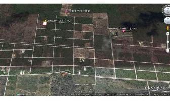 Foto de terreno habitacional en venta en  , temozon norte, mérida, yucatán, 4357802 No. 01