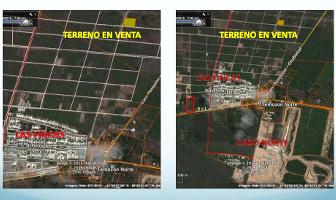 Foto de terreno habitacional en venta en  , temozon norte, mérida, yucatán, 6912939 No. 01