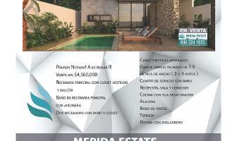 Foto de casa en venta en  , temozon norte, mérida, yucatán, 6920097 No. 01