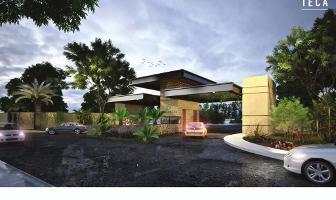 Foto de terreno habitacional en venta en  , temozon norte, mérida, yucatán, 6960197 No. 01