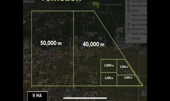 Foto de terreno habitacional en venta en  , temozon norte, mérida, yucatán, 6961666 No. 01