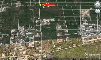 Foto de terreno habitacional en venta en  , temozon norte, mérida, yucatán, 7046315 No. 01