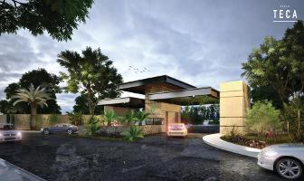 Foto de terreno habitacional en venta en  , temozon, temozón, yucatán, 11826200 No. 01