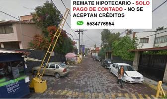Foto de casa en venta en tenancalco 1, barrio de caramagüey, tlalpan, distrito federal, 4516180 No. 01