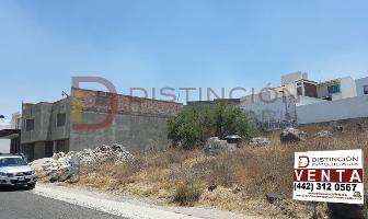 Foto de terreno habitacional en venta en tequisquiapan , residencial el refugio, querétaro, querétaro, 0 No. 01