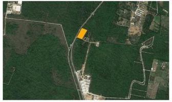 Foto de terreno habitacional en venta en terreno en venta carretera chichuxulub , conkal, conkal, yucatán, 0 No. 01