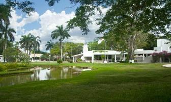 Foto de terreno habitacional en venta en terreno en venta de 1600m2 frente al campo de golf en privada la ceiba , club de golf la ceiba, mérida, yucatán, 0 No. 01