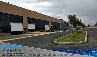 Foto de nave industrial en renta en  , texcoco de mora centro, texcoco, méxico, 13931649 No. 01