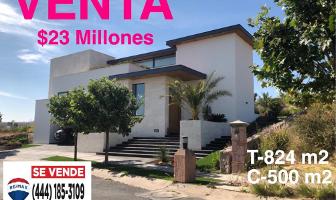 Foto de casa en venta en the bear , club de golf la loma, san luis potosí, san luis potosí, 11335686 No. 01