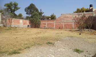 Foto de terreno habitacional en venta en  , tlacateco, tepotzotlán, méxico, 4633121 No. 01