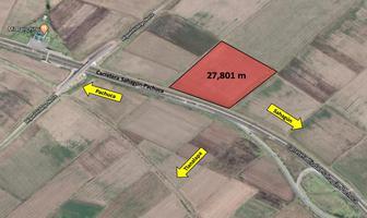 Foto de terreno habitacional en venta en  , tlanalapa centro, tlanalapa, hidalgo, 15879794 No. 01