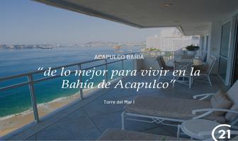 Foto de departamento en venta en torre del mar i s/n , club deportivo, acapulco de juárez, guerrero, 12251745 No. 01
