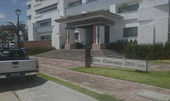 Foto de departamento en renta en torre diamante 000, la vista contry club, san andrés cholula, puebla, 0 No. 01