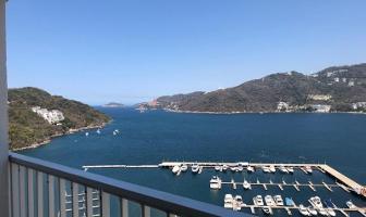 Foto de departamento en venta en torres blanca 651, puerto marqués, acapulco de juárez, guerrero, 7111325 No. 01