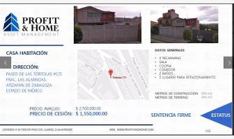 Foto de casa en venta en tortolas 1, las alamedas, atizapán de zaragoza, méxico, 4320223 No. 01