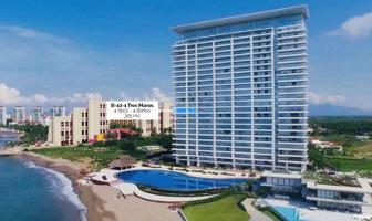 Foto de departamento en venta en tres mares beach residences & marina , marina vallarta, puerto vallarta, jalisco, 6701325 No. 01