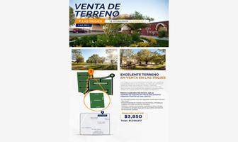 Foto de terreno habitacional en venta en troje san eugenio l22 m11, las trojes, torreón, coahuila de zaragoza, 0 No. 01