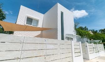 Foto de casa en venta en  , tulum centro, tulum, quintana roo, 11587462 No. 01