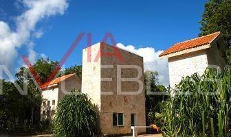 Foto de terreno habitacional en venta en  , tulum centro, tulum, quintana roo, 12321836 No. 01