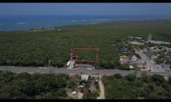 Foto de terreno habitacional en venta en  , tulum centro, tulum, quintana roo, 14374373 No. 01