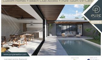 Foto de casa en venta en  , tulum centro, tulum, quintana roo, 17445055 No. 01
