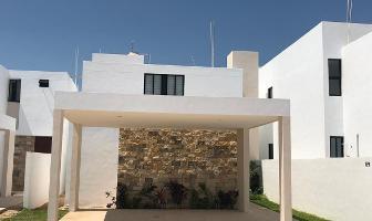 Foto de casa en venta en ubicación celular oficina , conkal, conkal, yucatán, 0 No. 01
