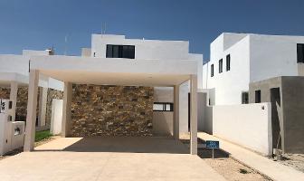 Foto de casa en venta en ubicación en el celular de la oficina. , conkal, conkal, yucatán, 0 No. 01