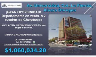 Foto de departamento en venta en universidad 00, florida, álvaro obregón, df / cdmx, 9267654 No. 01
