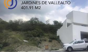 Foto de terreno habitacional en venta en  , valle alto, monterrey, nuevo león, 11827554 No. 01