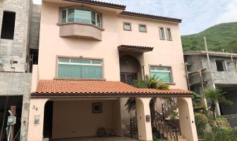 Foto de casa en venta en  , valle de bosquencinos 1era. etapa, monterrey, nuevo león, 10472589 No. 01