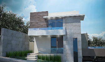 Foto de casa en venta en  , valle de bosquencinos 1era. etapa, monterrey, nuevo león, 14023765 No. 01
