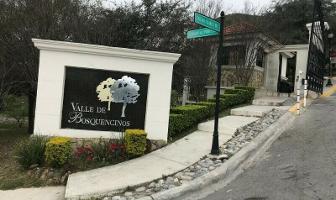 Foto de terreno habitacional en venta en  , valle de bosquencinos 1era. etapa, monterrey, nuevo león, 6464110 No. 01