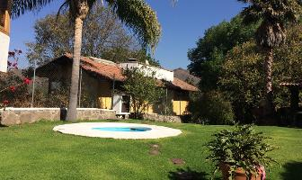 Foto de casa en renta en luis donaldo colosio , valle de bravo, valle de bravo, méxico, 4879711 No. 01
