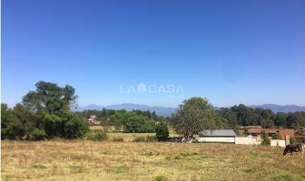 Foto de terreno habitacional en venta en  , valle de bravo, valle de bravo, méxico, 6562262 No. 01