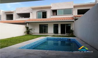 Foto de casa en venta en  , valle de las fuentes, jiutepec, morelos, 16407223 No. 01