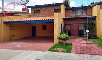 Foto de casa en venta en  , valle de las trojes, aguascalientes, aguascalientes, 20088429 No. 01