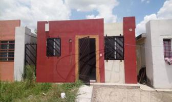 Foto de casa en venta en  , valle del roble, cadereyta jiménez, nuevo león, 6509475 No. 01