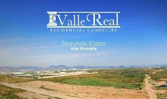 Foto de terreno habitacional en venta en valle real , arteaga centro, arteaga, coahuila de zaragoza, 10771858 No. 01