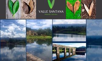 Foto de terreno habitacional en venta en valle santana , valle de bravo, valle de bravo, méxico, 10771350 No. 01