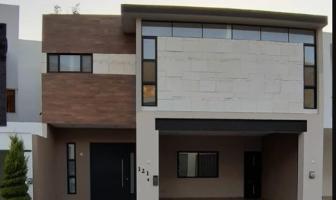 Foto de casa en venta en  , valles de cristal, monterrey, nuevo león, 12549973 No. 01