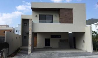 Foto de casa en venta en  , valles de cristal, monterrey, nuevo león, 13831468 No. 01