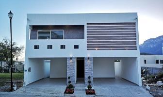 Foto de casa en venta en  , valles de cristal, monterrey, nuevo león, 13969352 No. 01