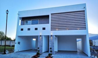 Foto de casa en venta en  , valles de cristal, monterrey, nuevo león, 7048111 No. 01